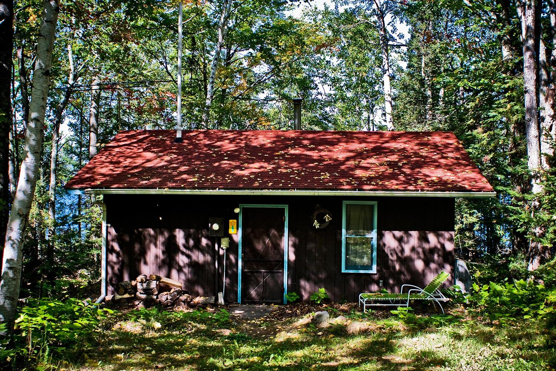 Cabin on Madeline Island, WI