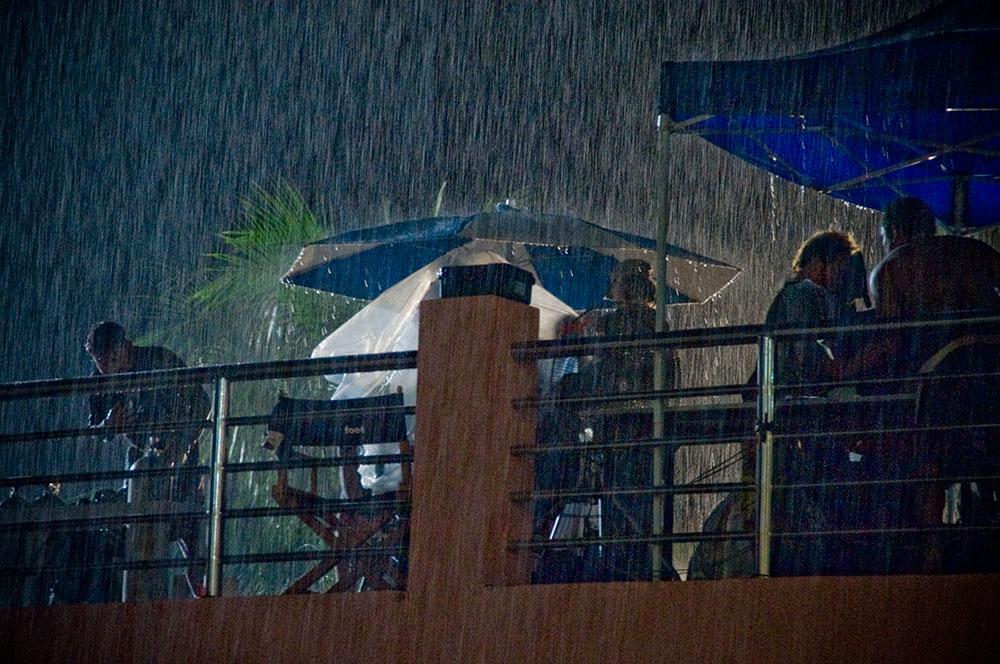 Rain break, Philippines