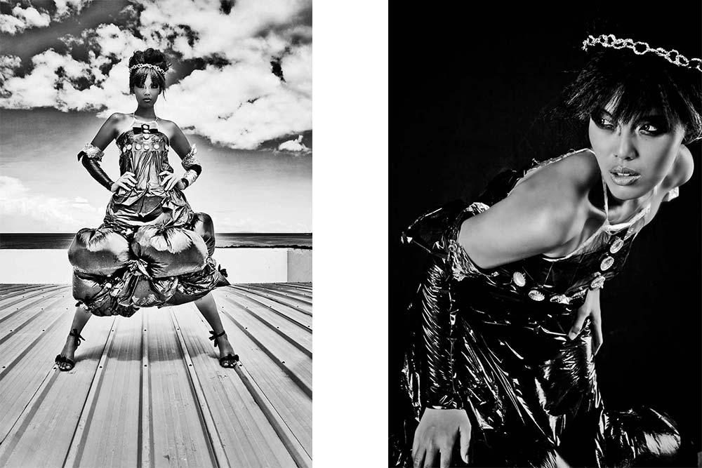 Melinda for Fashion TV Asia