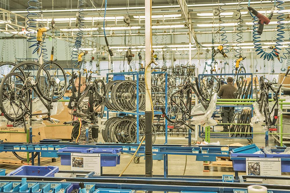 Cycle Union - Die Wirtschaft