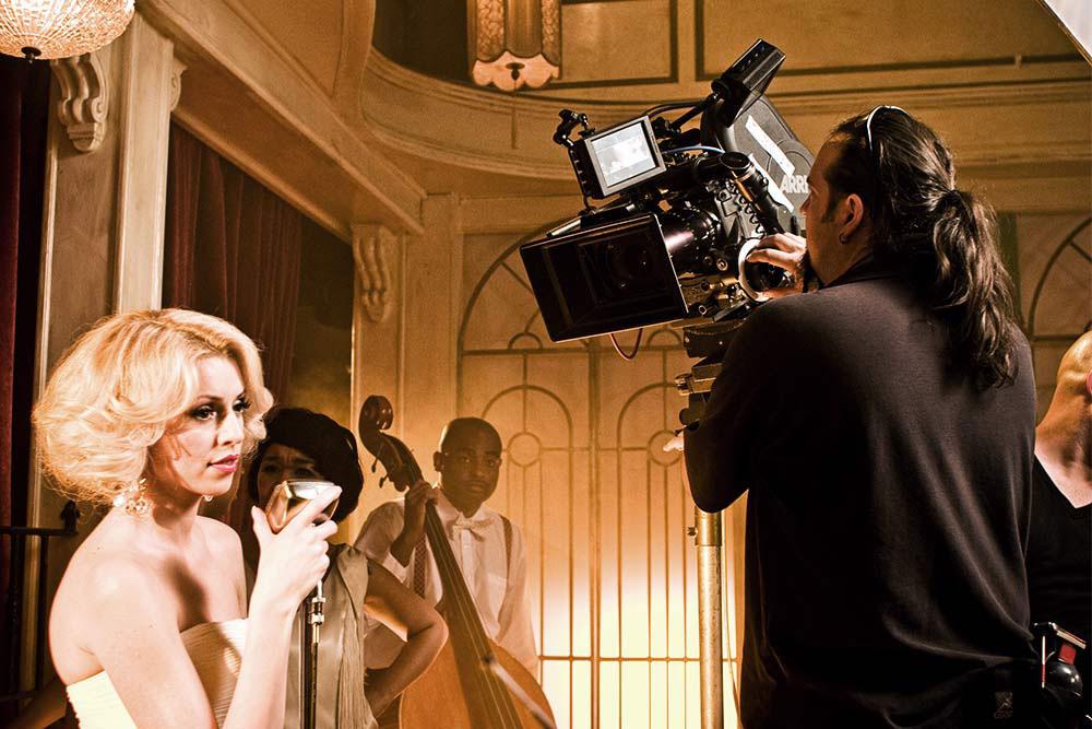 Maya, Music Video