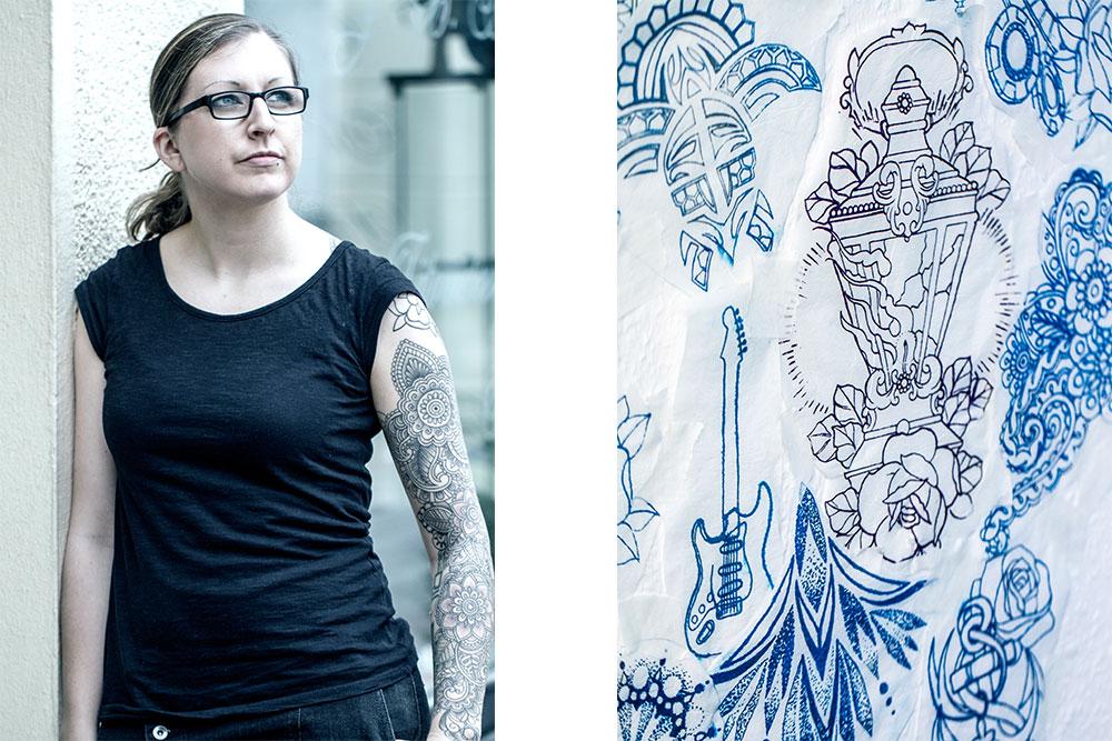 Annis Art 03 - Thema Tattoo